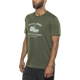 High Colorado Garda 2 - T-shirt manches courtes Homme - olive